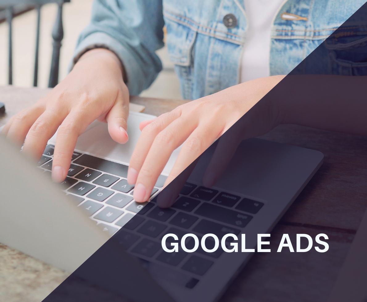 Mejorar marca con Google Ads